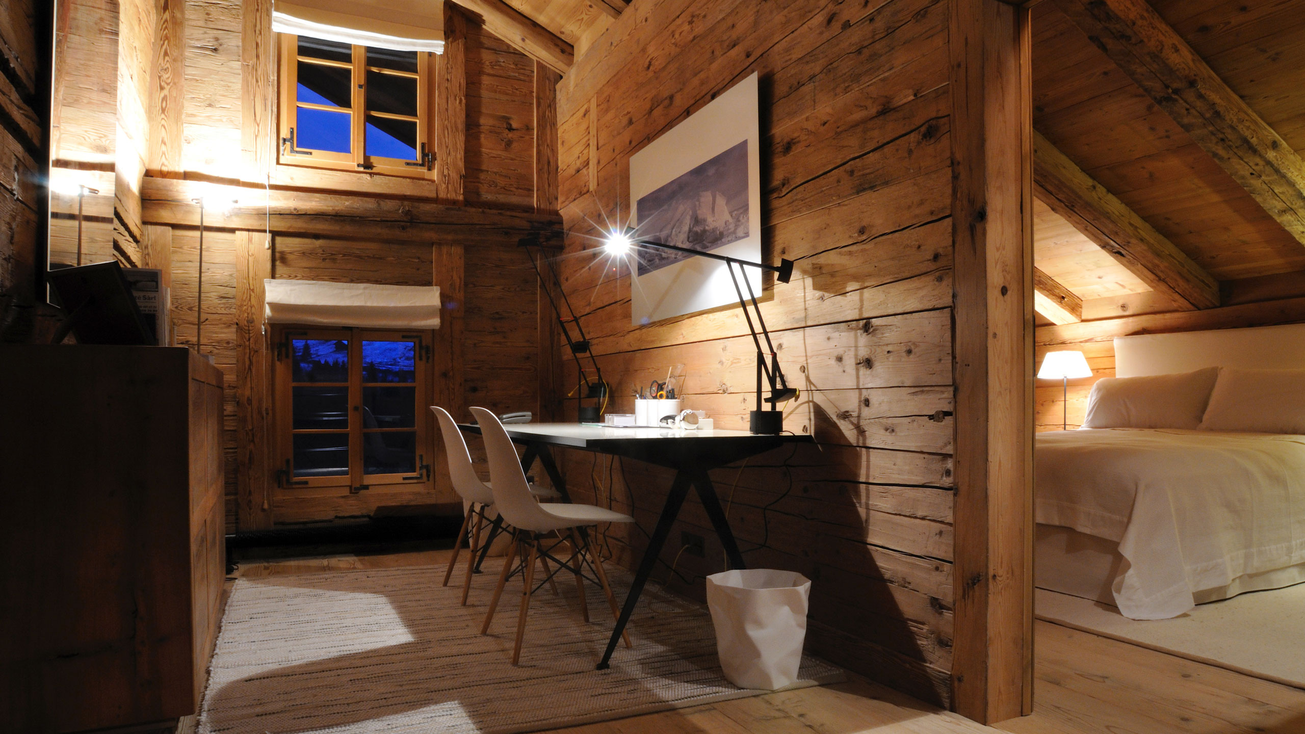 Hauswirth Architekten - Chalet design | Gstaad