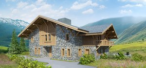 Andermatt Swiss Alps AG relies on AG's experience. Traditional Gstaad-style chalets combined with modern architecture form the foundation for our two chalet designs. More information about the Andermatt Swiss Alps project and our designs can be found on: