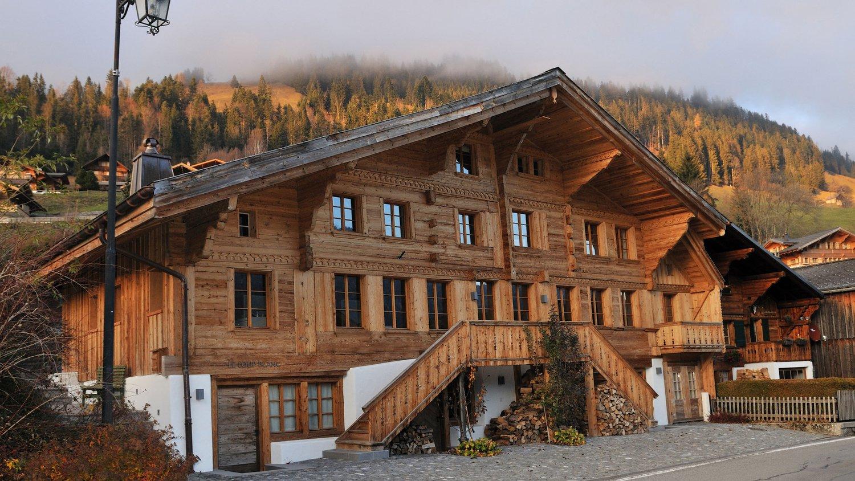 Hauswirth Architekten Gstaad CH Homedivdiv