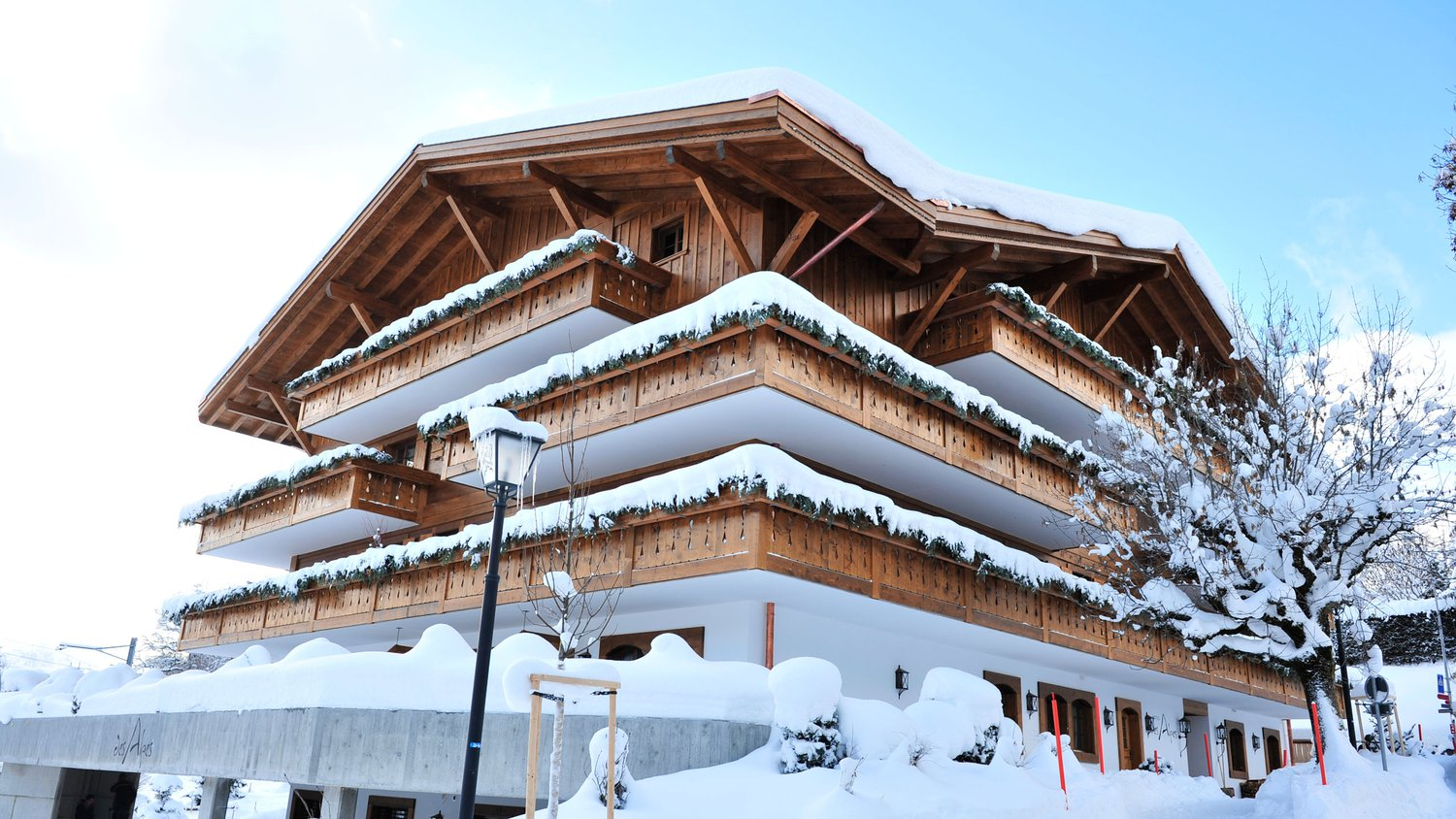 Hauswirth architekten hotel design for Design hotels alps
